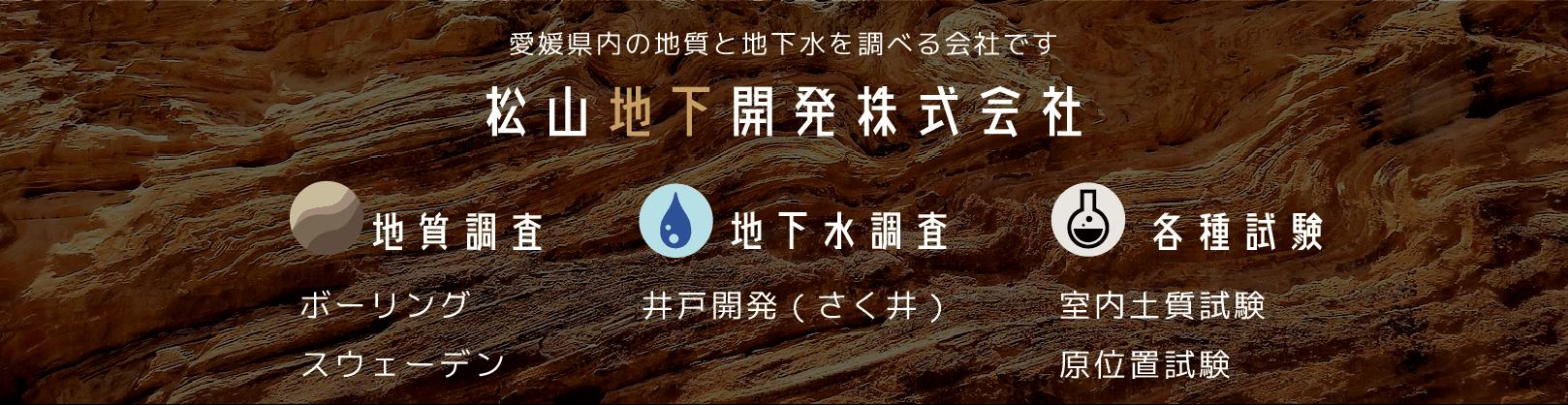 松山地下開発株式会社